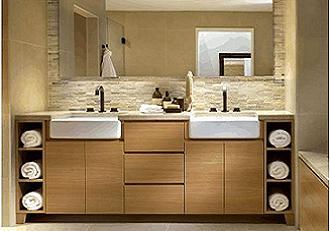 Arredo bagno in stile classico Milano | Arredamenti su misura