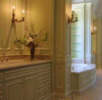 Arredo bagno su misura - Bagno arredamento classico ...