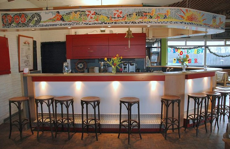 Arredo bar for Arredamenti parigini