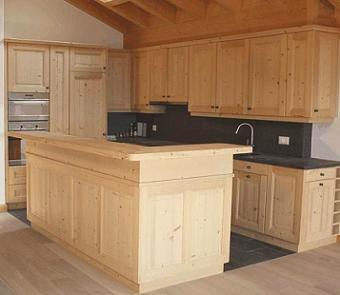 Emejing foto cucine rustiche in legno pictures ideas for Cucine legno massello