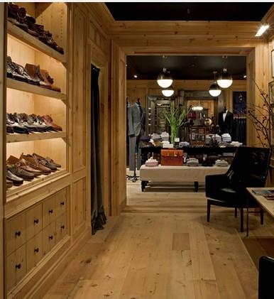 Arredamento negozio abbigliamento maschile, questo negozio e stato ...