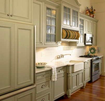 Cucine classiche for Cucine in stile