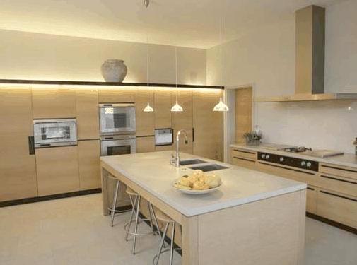 Cucine in legno di ulivo duylinh for - Cucine moderne legno ...