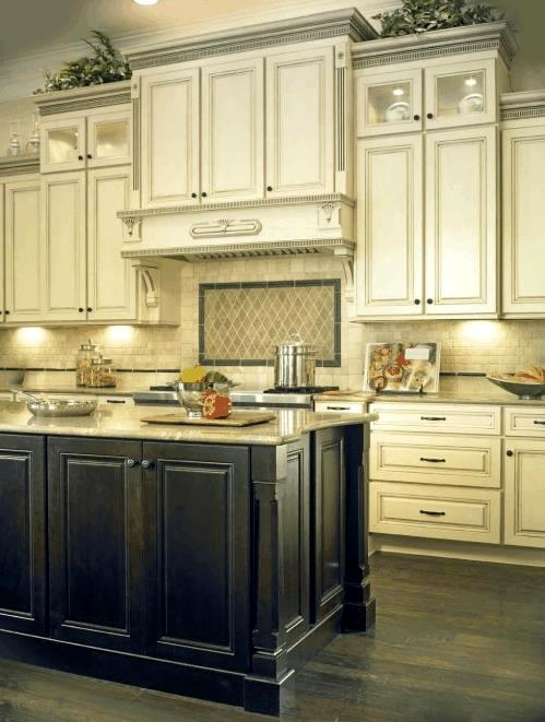 Cucine di lusso in legno classiche
