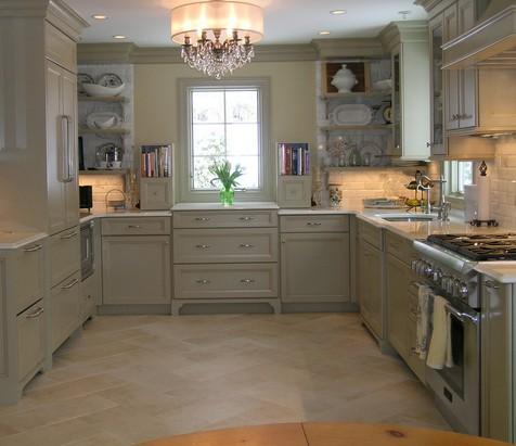 Cucine su misura - Cucine con finestra ...