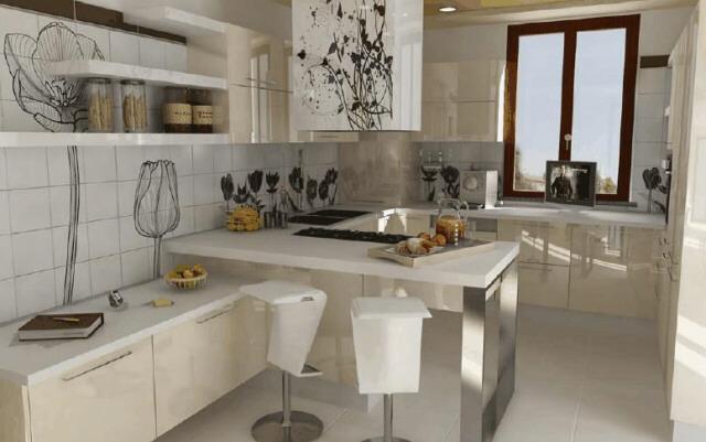 Progetti Cucine Piccole - Idee Per La Casa - Syafir.com