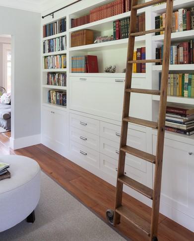 Librerie a muro moderne libreria in legno componibile a for Libreria a muro bianca