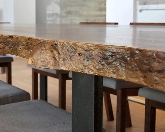 Tavolo in legno massiccio | FALEGNAMERIARTIGIANALE